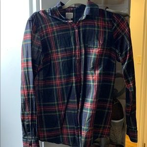 J crew button up perfect for fall